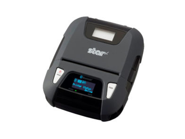 Star SM-L300 Mobile Bluetooth Receipt and Label Printer