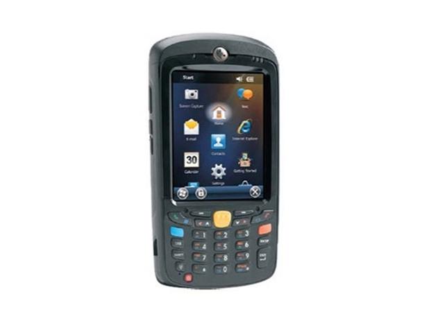 Zebra MC55X Robust mobile computer